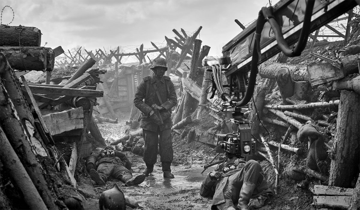 Netflix All Quiet On The Western Front