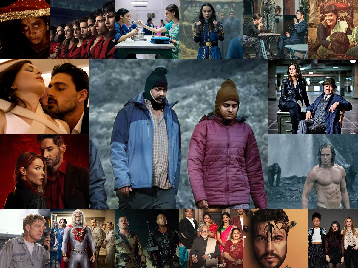 Netflix India's Top 10 Films and Series May Week