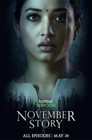Download November Story 2021 Hindi hd Free Filmyzilla 720p