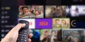 Telugu Movies- OTT