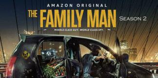 The Family Man Season 2 Amazon Prime