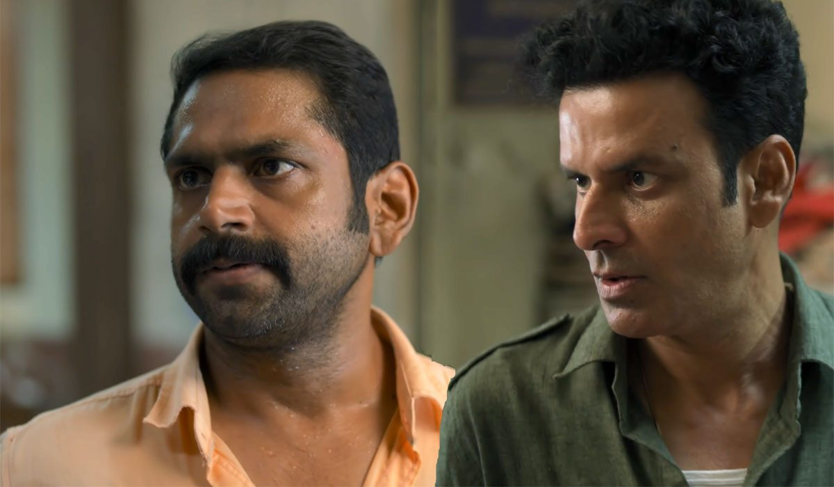 The Family Man Season 2 -Srikant-JK Chemistry