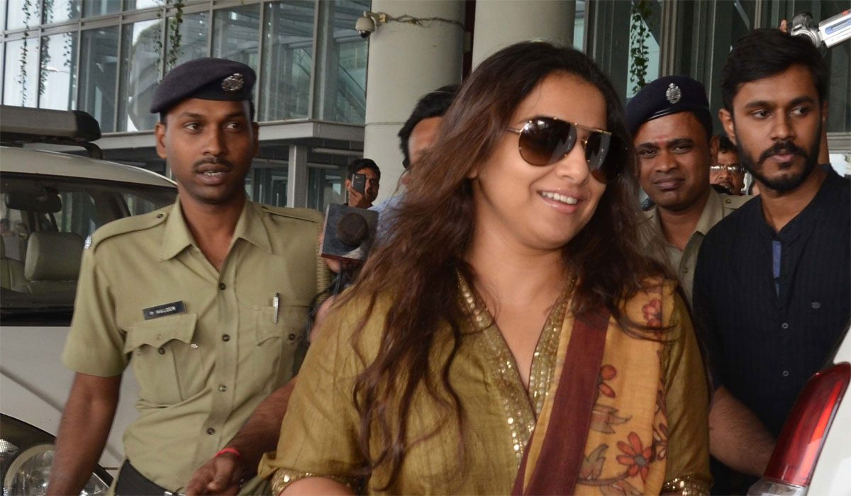 Vidya Balan Joins Tumhari Sulu Makers For Another Female Centric Film