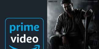 Amazon Prime Video - Salaar-