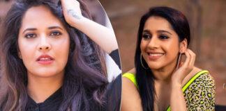 Anasuya -Bharadwaj - Rashmi Gautham