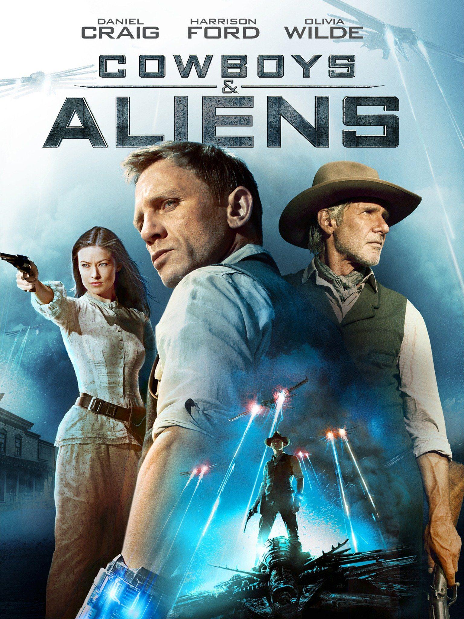 . Cowboys & Aliens