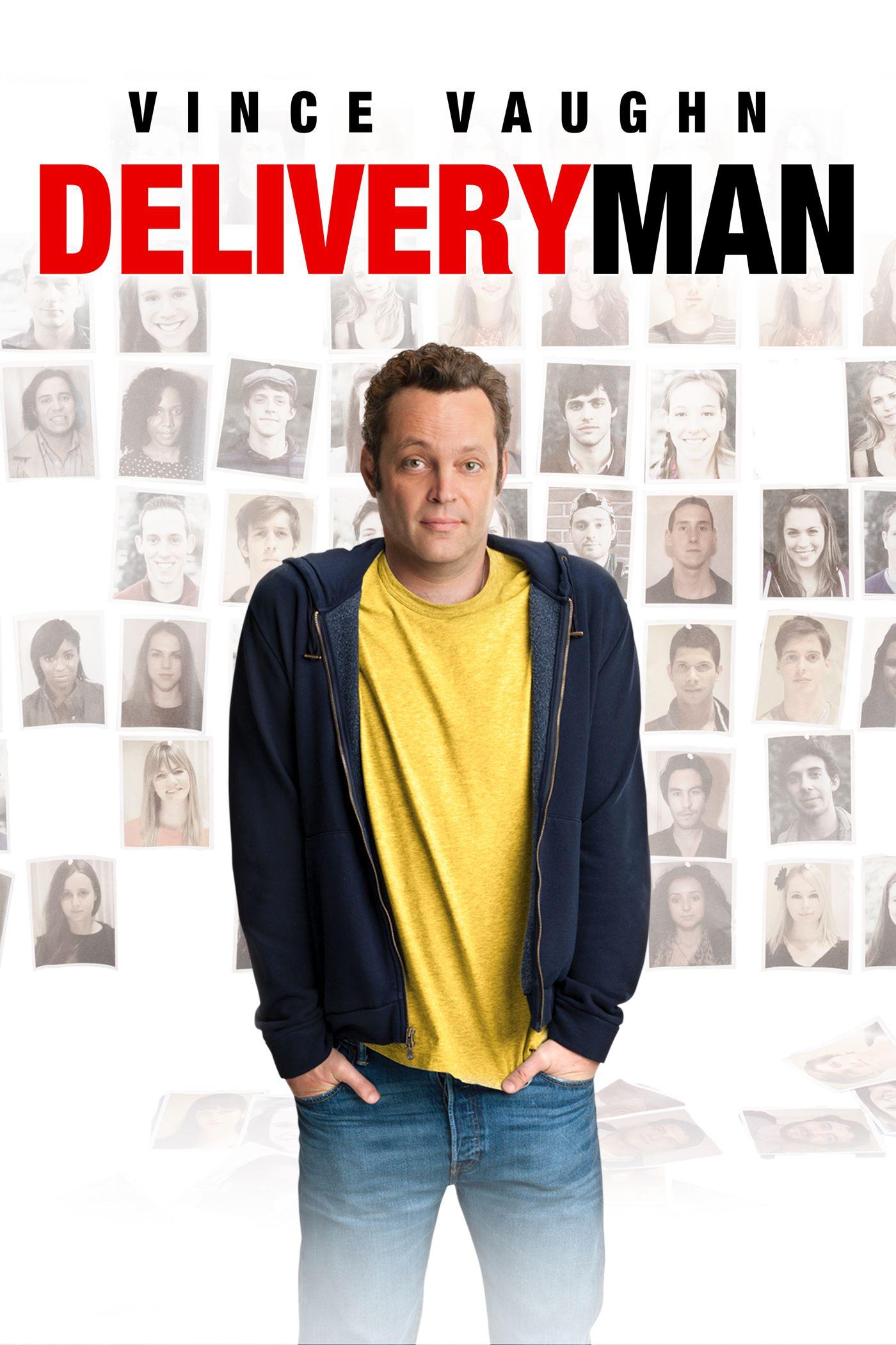 Delivery Man David Wozniak