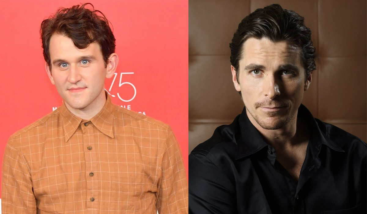 """Harry Potter's Harry Melling Joins Christian Bale In """"The Pale Blue Eyes"""""""