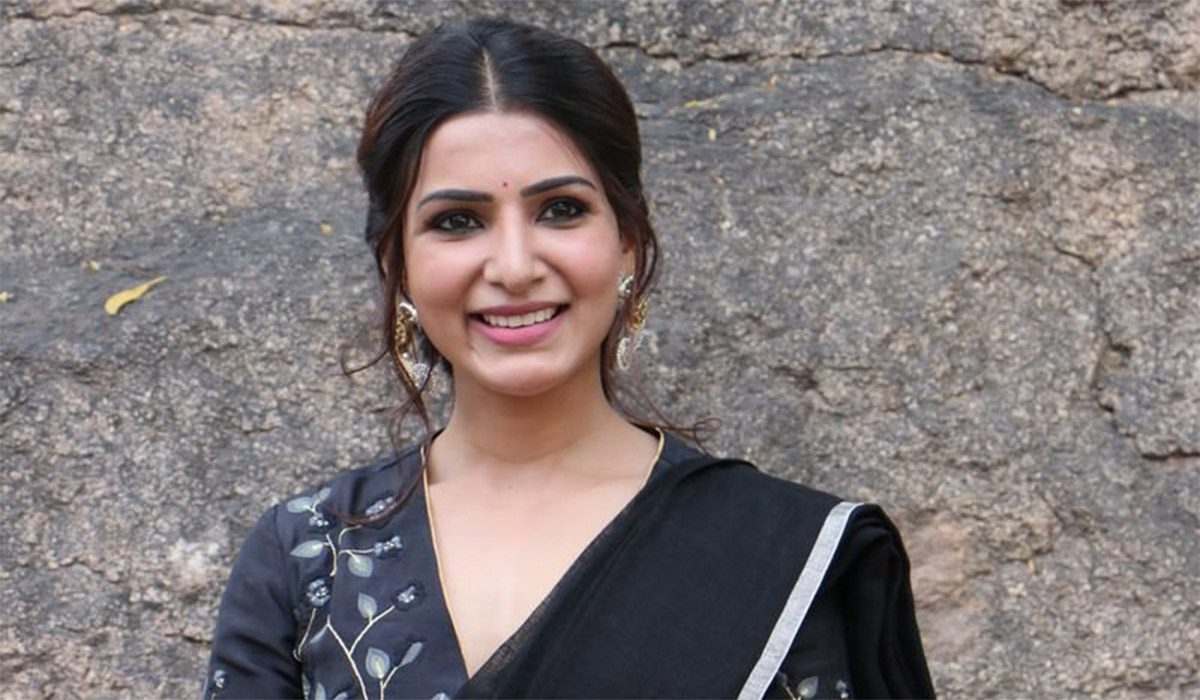 Samantha Signs Yet Another Big Web Series?