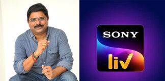 Sreedhar Reddy Komalla to Lead Telugu Content At SonyLIV