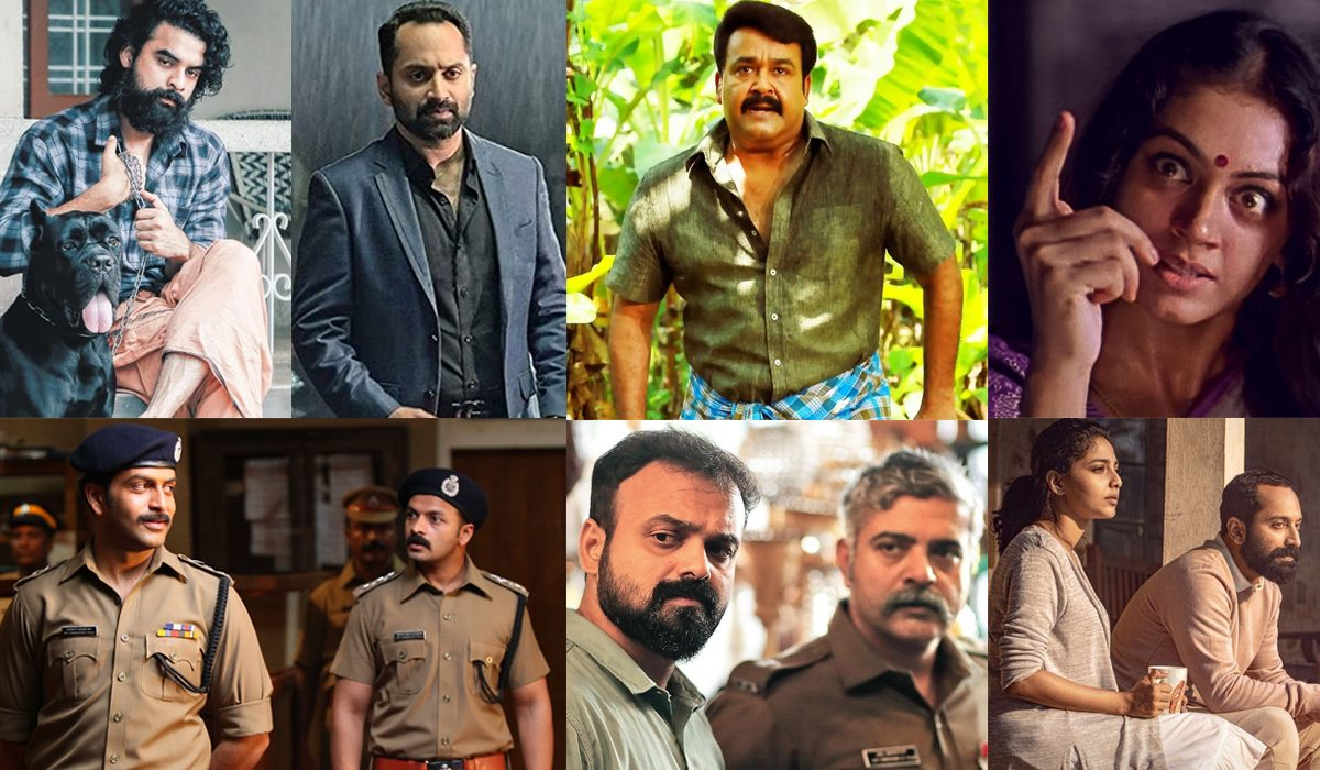 7 Malayalam Psychological Thrillers To Watch Before Amazon Prime's Kuruthi!
