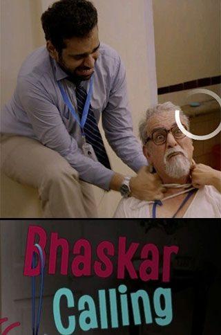 Bhaskar Calling (2021) Hindi Full Movie 720p HEVC HDRip 200MB ESubs