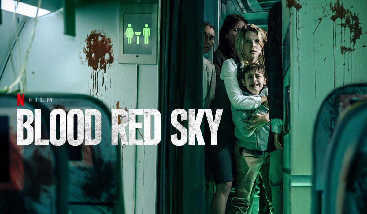 Blood Red Sky - Netflix