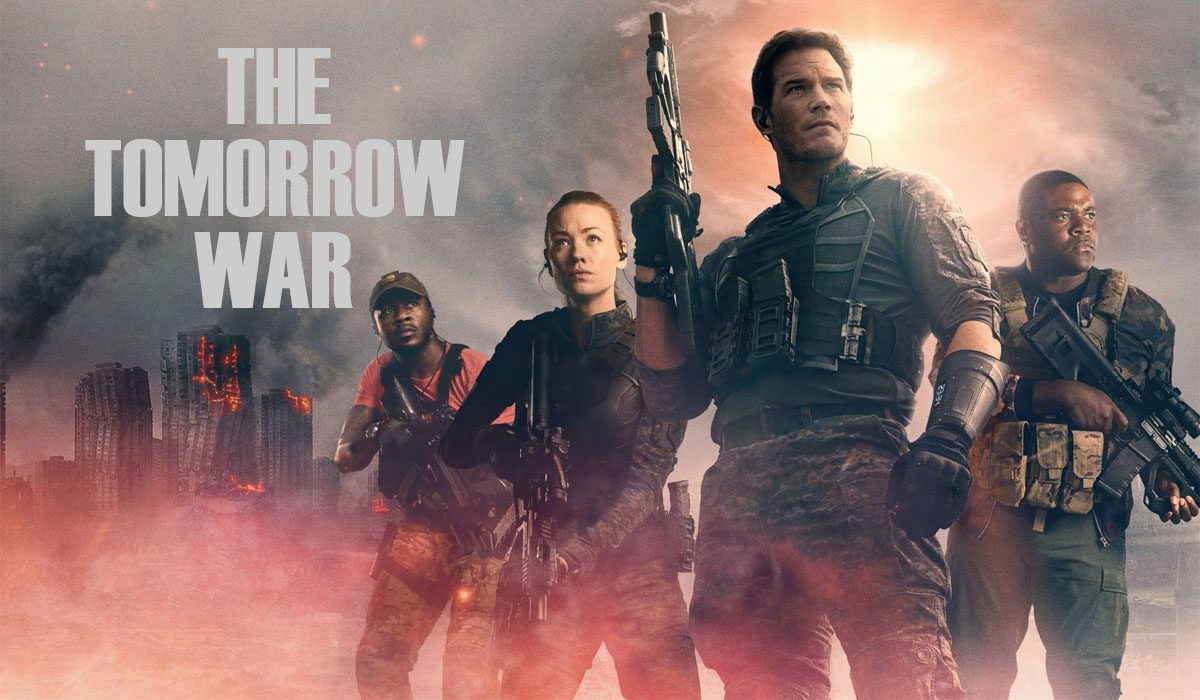 The Tomorrow War Movie Review - Clichéd And Predictable Action Fare