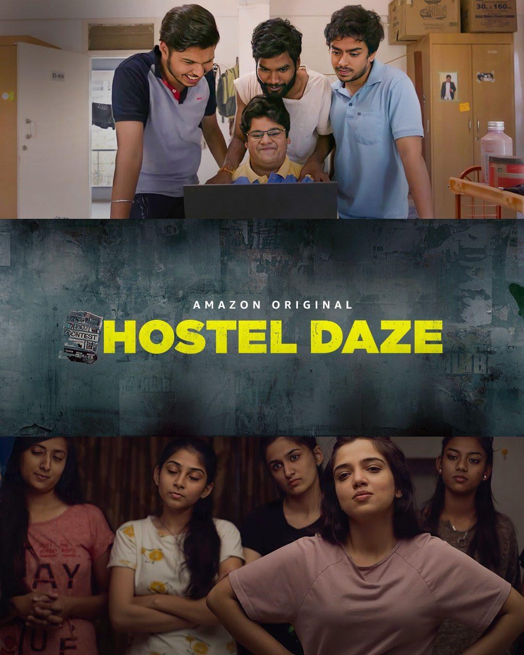 Hostel Daze (2021) S02 Hindi Comedy Series All Episodes