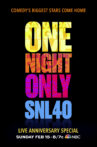 Saturday Night Live: 40th Anniversary Special Movie Streaming Online
