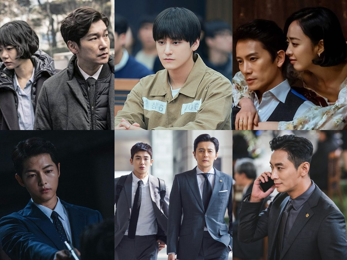 10 Must Watch Highest Rated Korean Legal Dramas On OTT!
