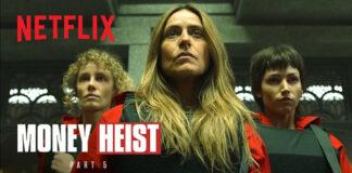 Money Heist -Part 5 Vol 1