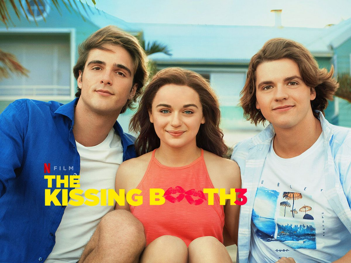 The Kissing Booth -3 - Netflix Movie Review