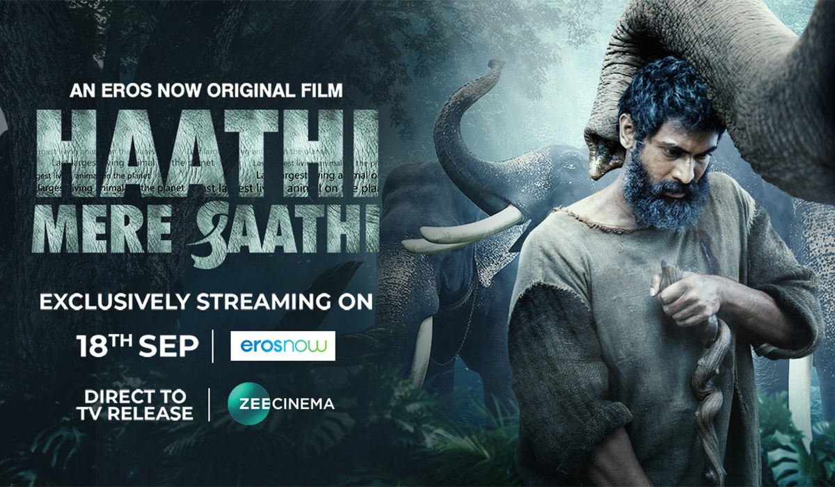'Haathi Mere Saathi' Gets Direct-To-TV & OTT Release On This Date