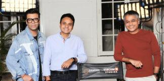 Karan Johar's Dharma Productions and Viacom 18 Studios