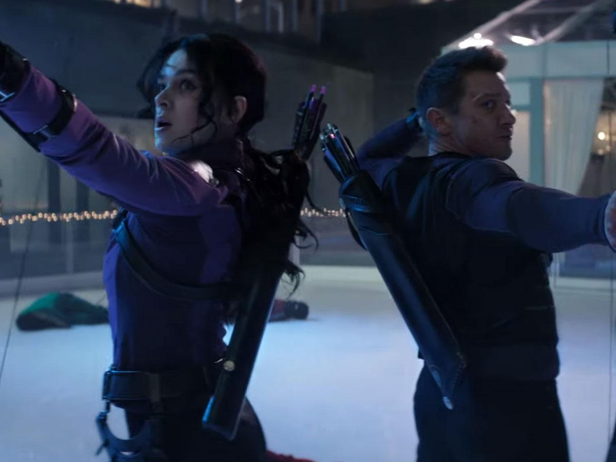 Marvel Studios Hawkeye Trailer -Disney+ Hotstar