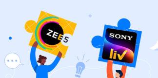 ZEE5 SonyLiv