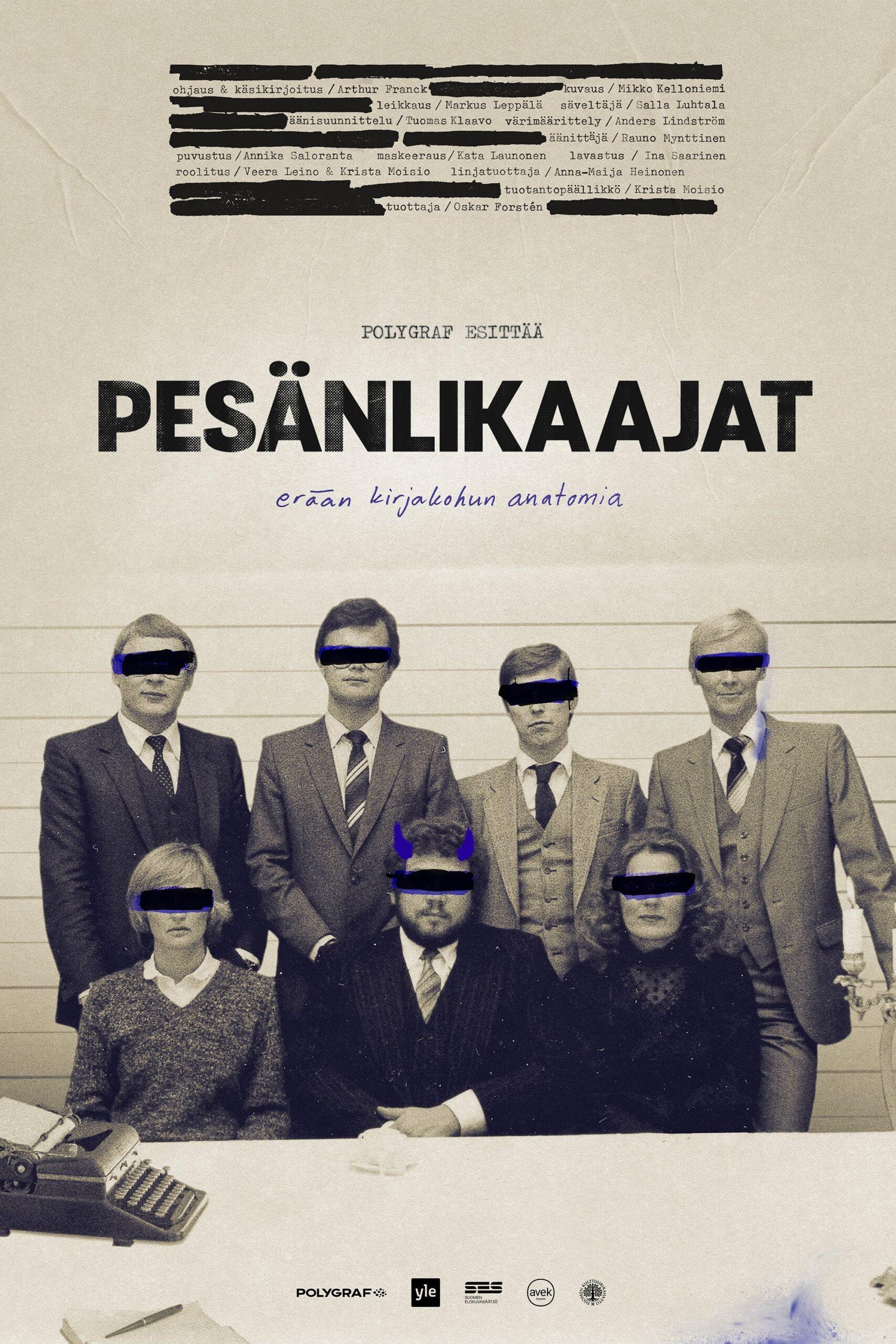 The Spoils of Tamminiemi Finnish Movie Streaming Online Watch